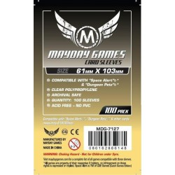 Mayday CGE GAMES Sleeves...