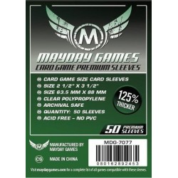 Mayday Card Game Sleeves...