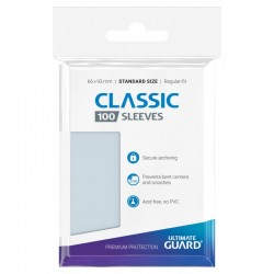 Ultimate Guard Sleeves...
