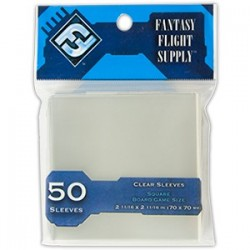 FFG Sleeves Square Blue...