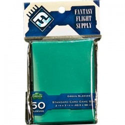 FFG Sleeves Standard 'Green...