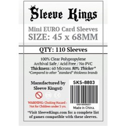 Sleeve Kings Mini Euro Card...