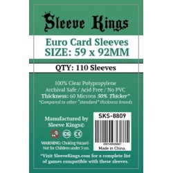 Sleeve Kings Euro Card...