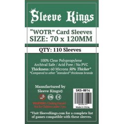 Sleeve Kings WOTR Card...