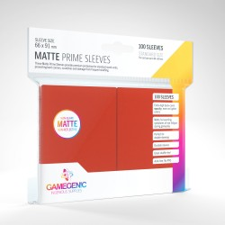 Gamegenic MATTE Sleeves...