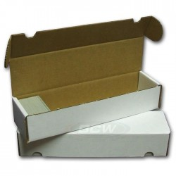 1000 Gaming Card Storage Box