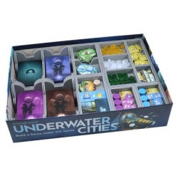 Underwater Cities - Folded...