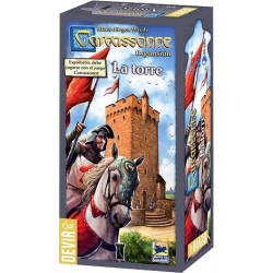 Carcassonne: Exp.4 Torre