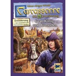 Carcassonne: Exp.6 Count,...