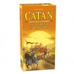 Catan: Cidades e Cavaleiros...
