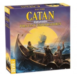 Catan: Piratas e Exploradores