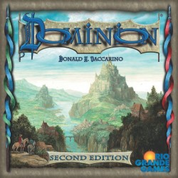 Dominion (Second Edition) (EN)