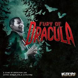 Fury of Dracula (4th edition)