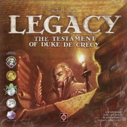 Legacy: The Testament of...
