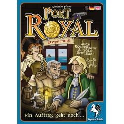 Port Royal: Ein Auftrag...