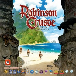 Robinson Crusoe: Adventures...