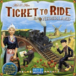 Ticket to Ride Map Volume 4...