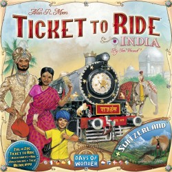 Ticket to Ride Map Volume 2...