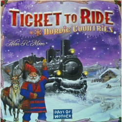 Ticket to Ride: Nordic...
