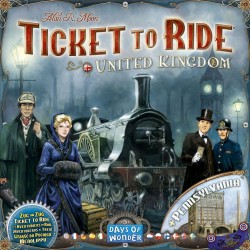 Ticket to Ride Map Volume 5...
