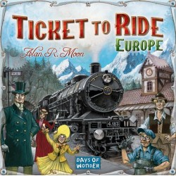 Ticket to Ride: Europe (PT)