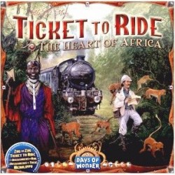 Ticket to Ride Map Volume 3...
