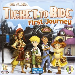 Ticket to Ride: First...