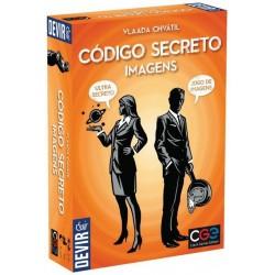 Código Secreto: Imagens...