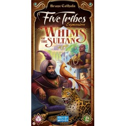 Five Tribes: Whims of the...