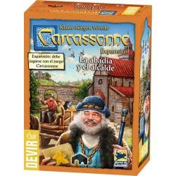 Carcassonne: Exp.5 Abadia e...