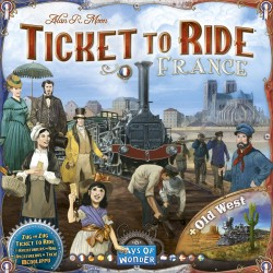 Ticket to Ride Map Volume 6...
