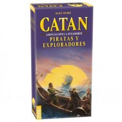 Catan: Piratas e...