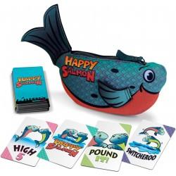 Happy Salmon (blue edition)