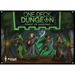 One Deck Dungeon: Forest of...