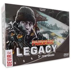 Pandemic Legacy: Season 2 (PT)