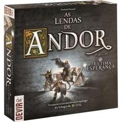 As Lendas de Andor: A...