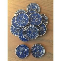 Scythe - Metal Coins ($10...