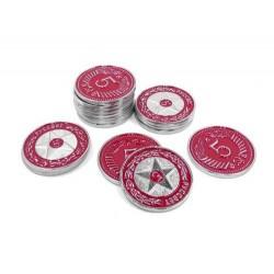 Scythe - Metal Coins ($5...