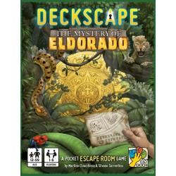 Deckscape: The Mystery of...