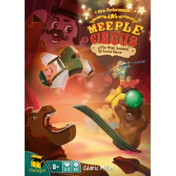 Meeple Circus: The Wild...