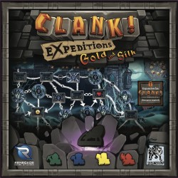 Clank! Expeditions: Gold...
