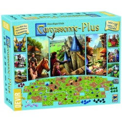 Carcassonne Plus (Big Box 6...