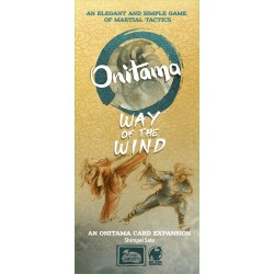 Onitama: Way of the Wind