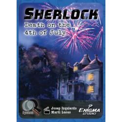 Sherlock: Death on the 4th...