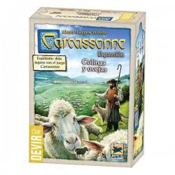 Carcassonne: Exp.9 Ovelhas...