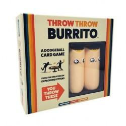 Throw Throw Burrito...