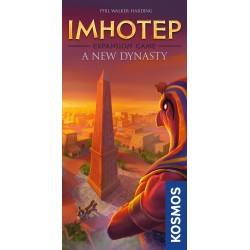 Imhotep: A New Dynasty