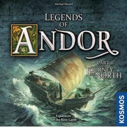 Legends of Andor: Journey...