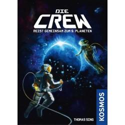 Die Crew: Reist gemeinsam...