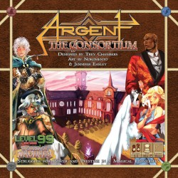 Argent: The Consortium (2nd...